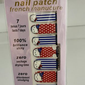 Nail Patches Kitty