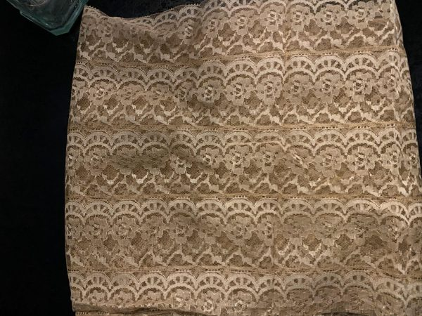 Light Tan Lace