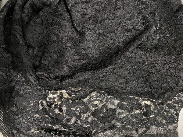 Four-way Stretch Lace