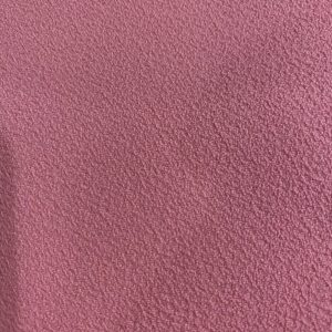 Pink Crimplene