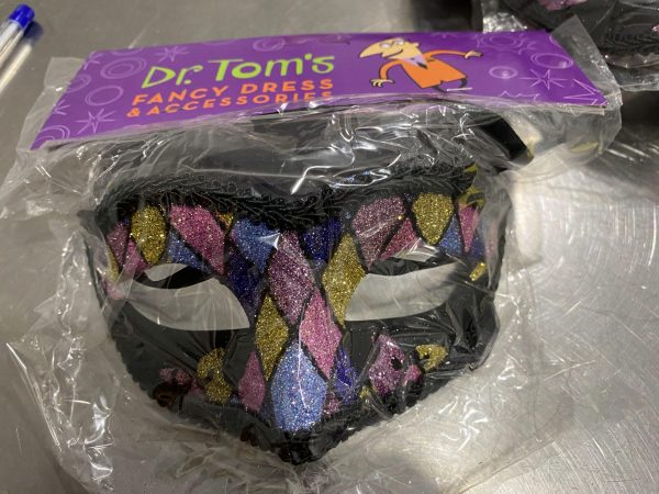 Quality Carnival Colourful Mask