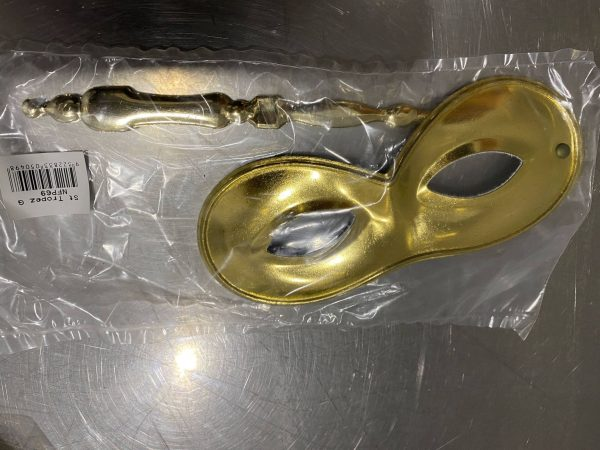 Quality Small Gold Mask