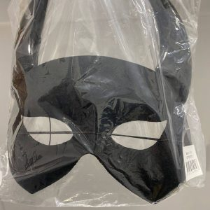 Quality Black Devil Mask