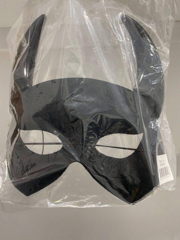 Quality Black Devil Mask